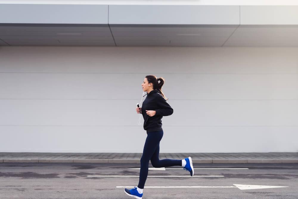 manter o foco na atividade física