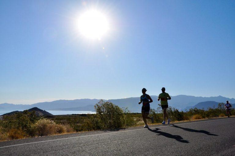 correr os primeiros 5km