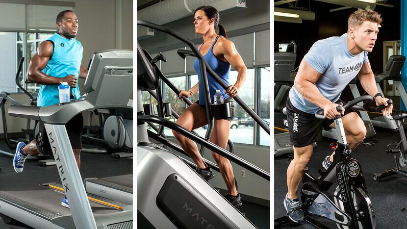 tipos de treinamento físico