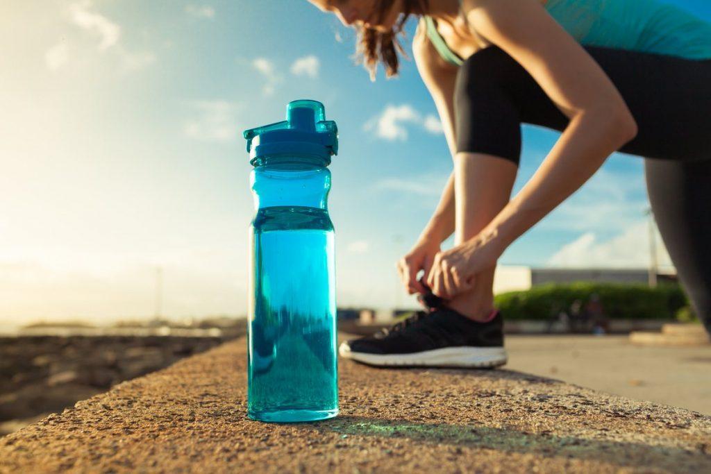 veja como se hidratar na corrida é importante