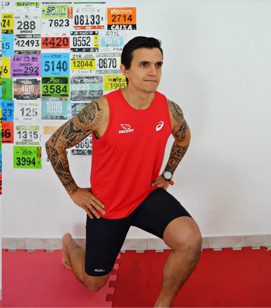 Planilha de fortalecimento Muscular Pacefit - programas