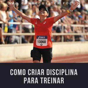 Como criar disciplina para treinar