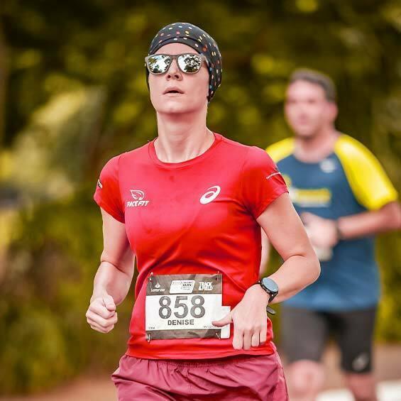 Programa Pace 21 km