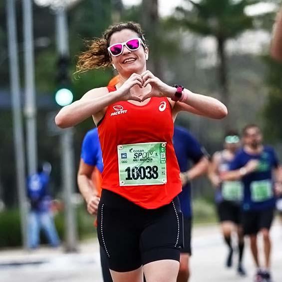 Programa Pace 5 km
