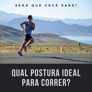 Postura Ideal para correr