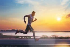 criar uma rotina de corredor só depende de você
